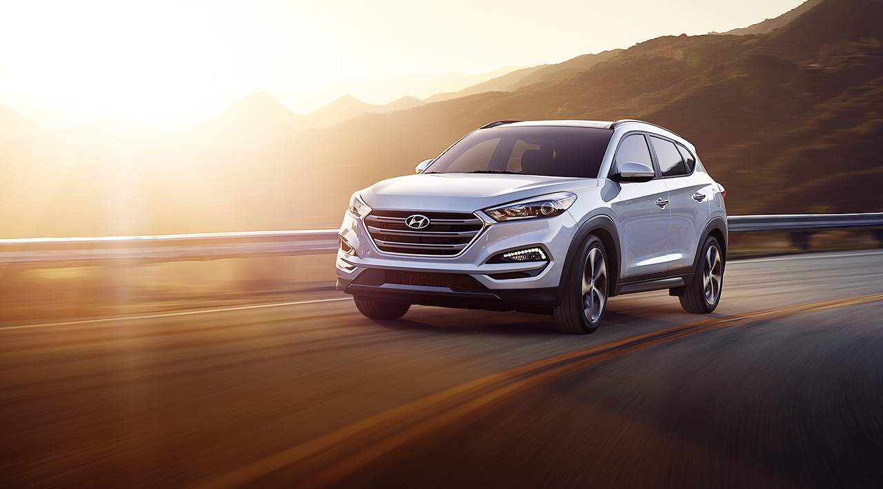 2016 Model Hyundai Tucson
