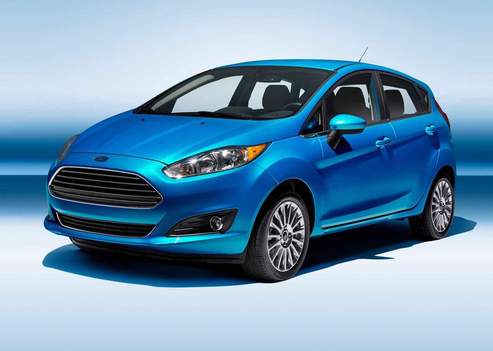 B Segmenti Ford Fiesta